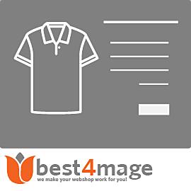 Konfigurierbare Produkte und einfache Daten für Magento 2