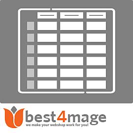 Easy Konfigurierbares Produkts Matrix PRO (Admin)