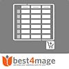 Configurable Products Order Matrix Grid Base