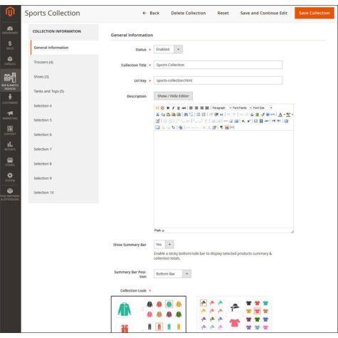 Mix & Match Mode für Magento 2